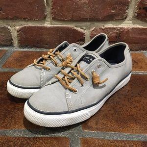 Sperry Canvas Seacoast Sneaker